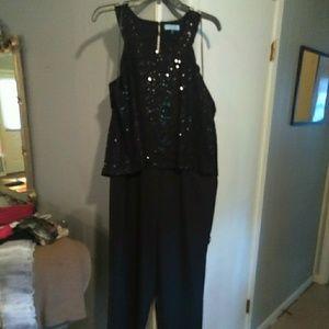 Womens pants suit (one piece)